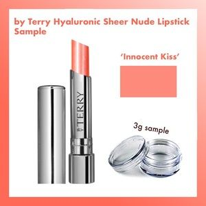 By terry hyaluronic sheer nude lipstick sample
